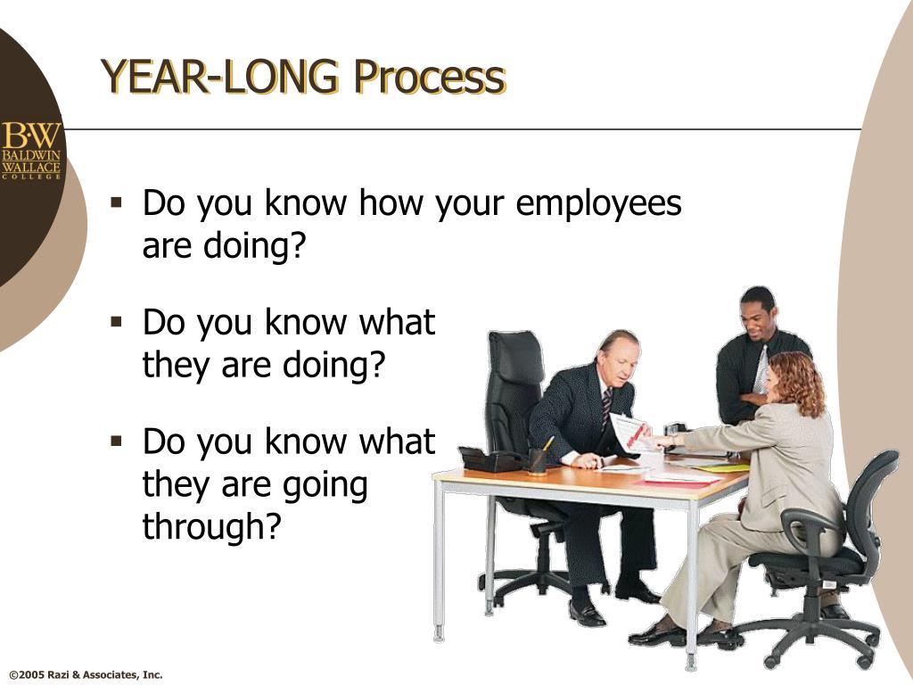 YEAR-LONG Process