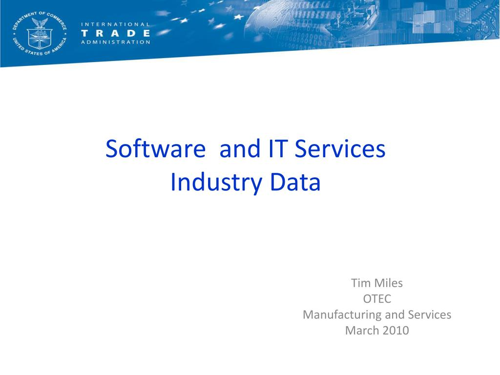 Software  and IT Services