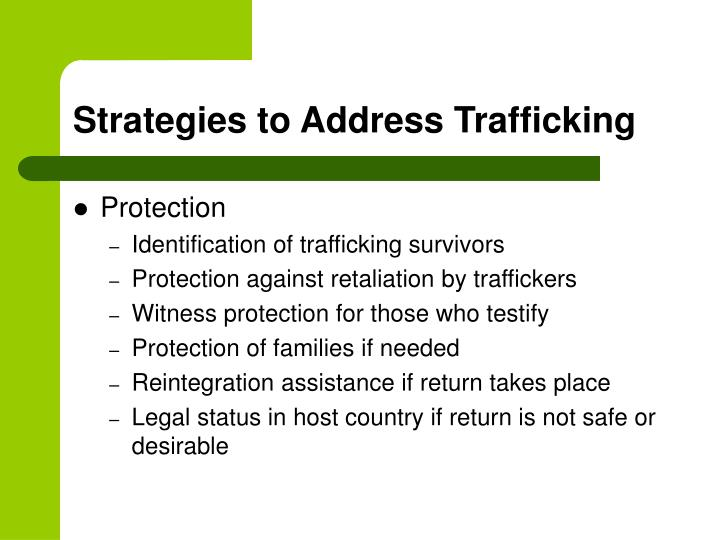 human trafficking as a global problem and domestic problem Global issues, human behavior - medical care for human trafficking victims the global problem of human trafficking and what some countries are doing about it.