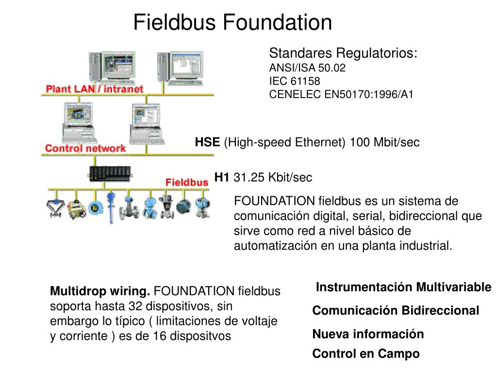 fieldbus foundation l.