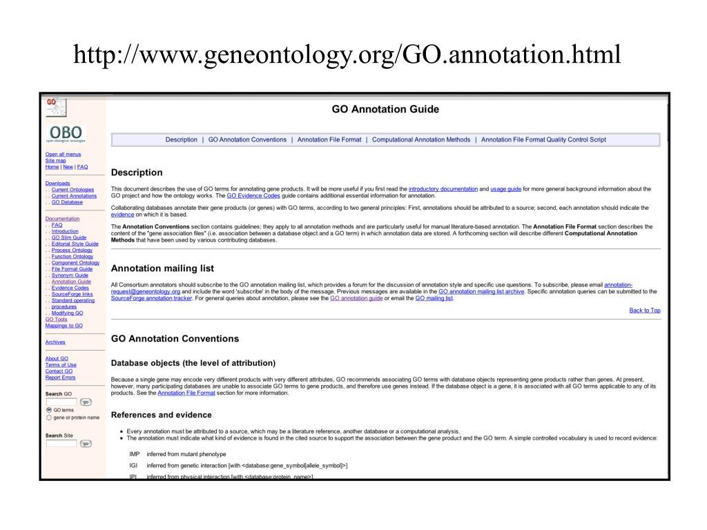 http://www.geneontology.org/GO.annotation.html