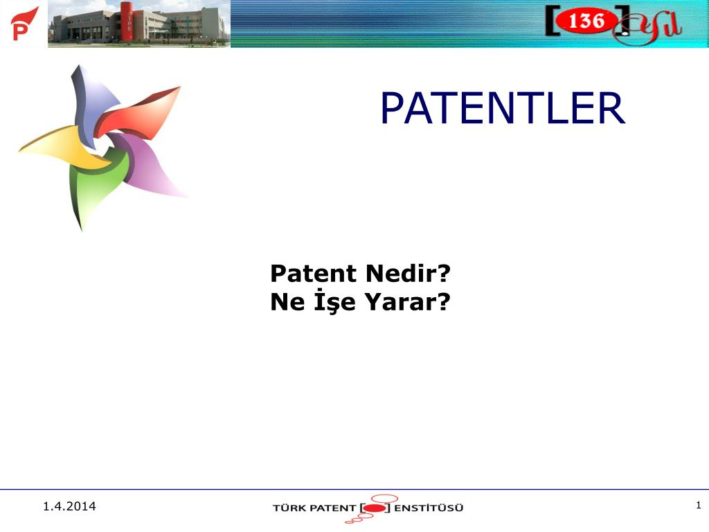 PATENTLER