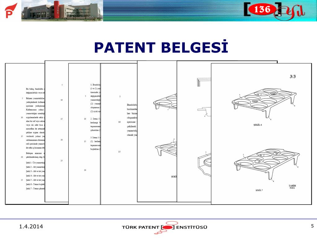 PATENT BELGESİ