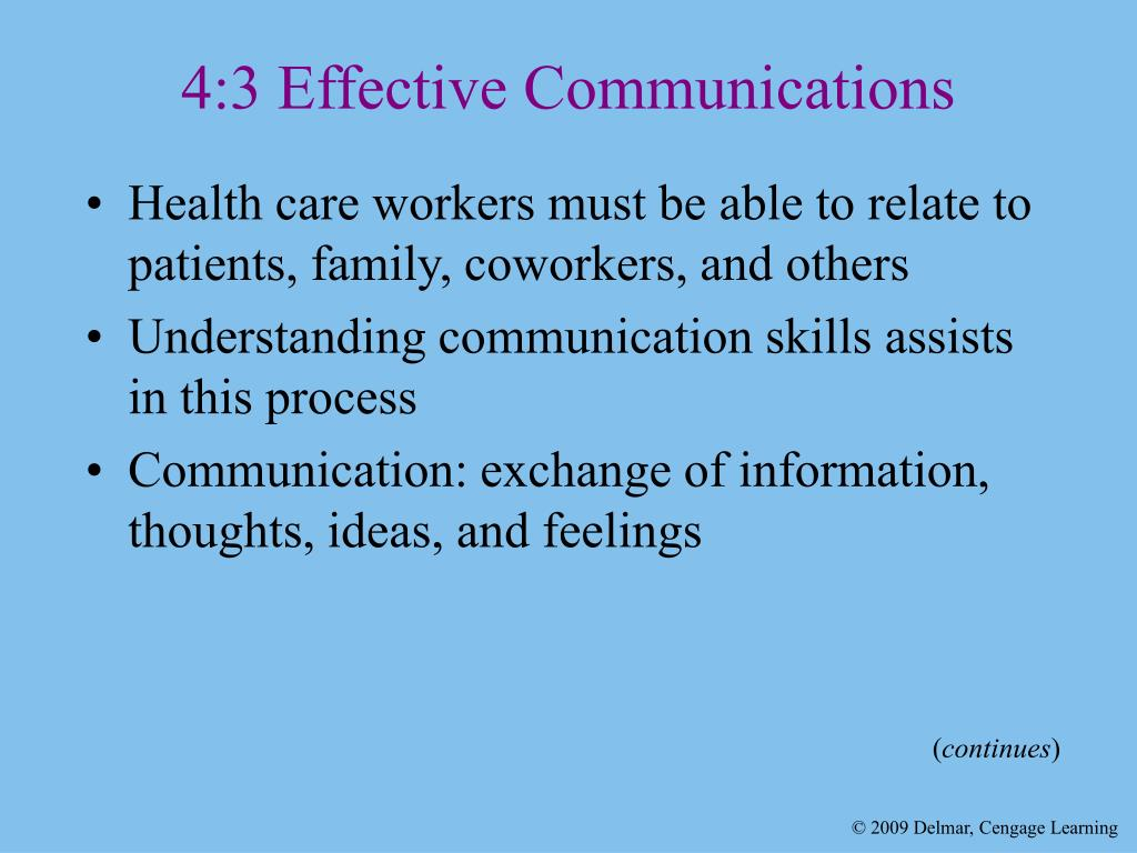 4:3 Effective Communications