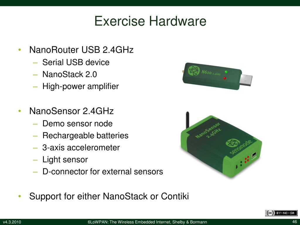 nanostack 2.0