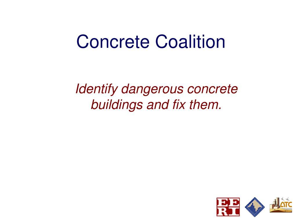Concrete Coalition