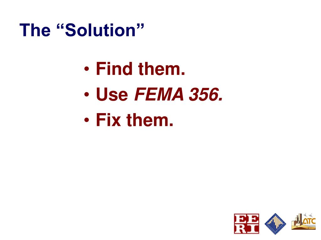 """The """"Solution"""""""