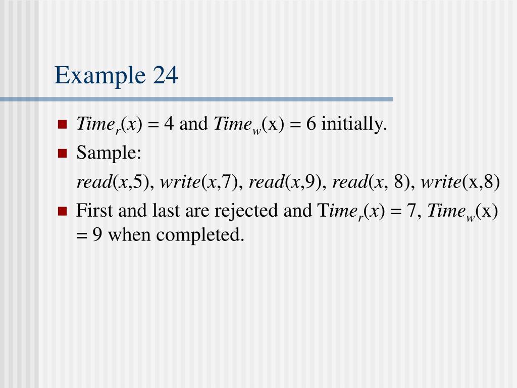 Example 24