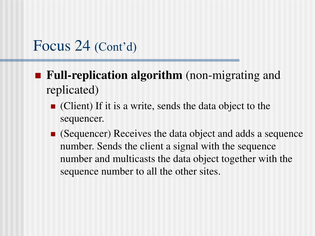 Focus 24