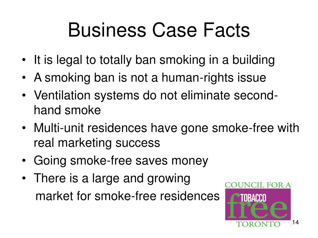 Business Case Facts