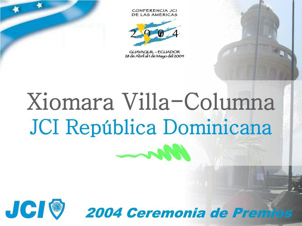Xiomara Villa-Columna