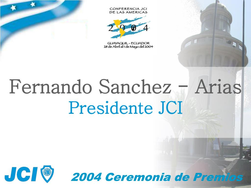 Fernando Sanchez - Arias