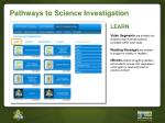 pathways to science investigation1