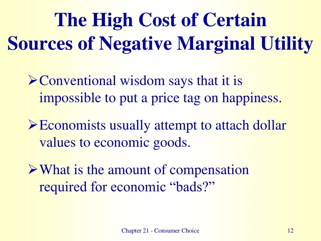 The High Cost of Certain