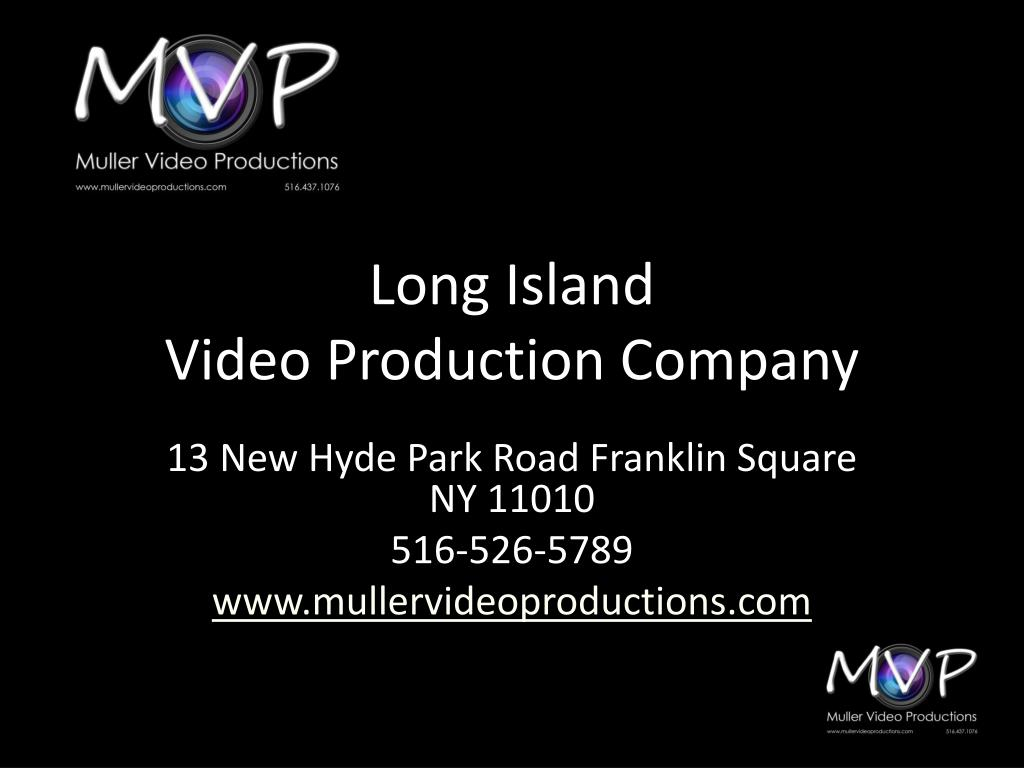 long island video production company l.