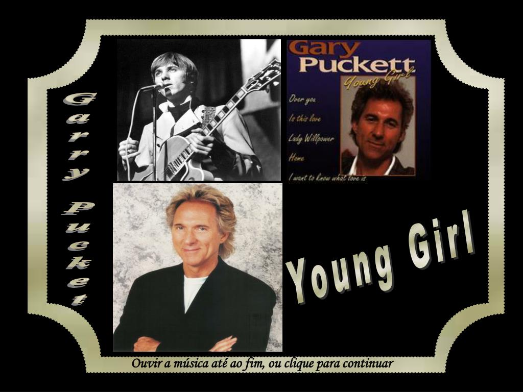 Garry Pucket