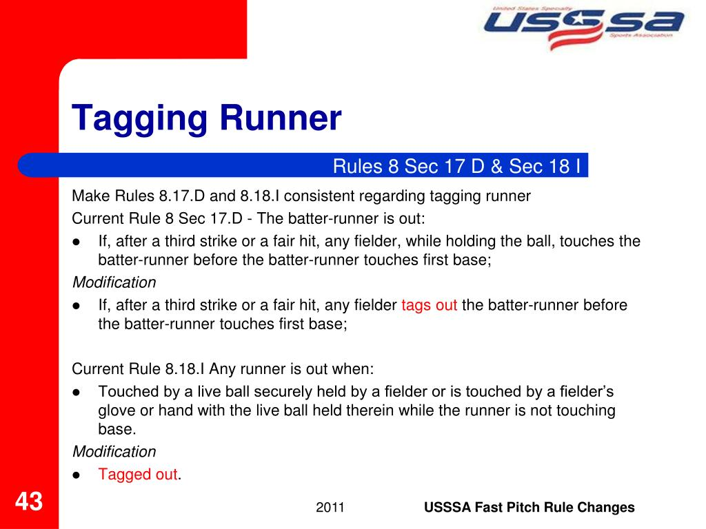Tagging Runner