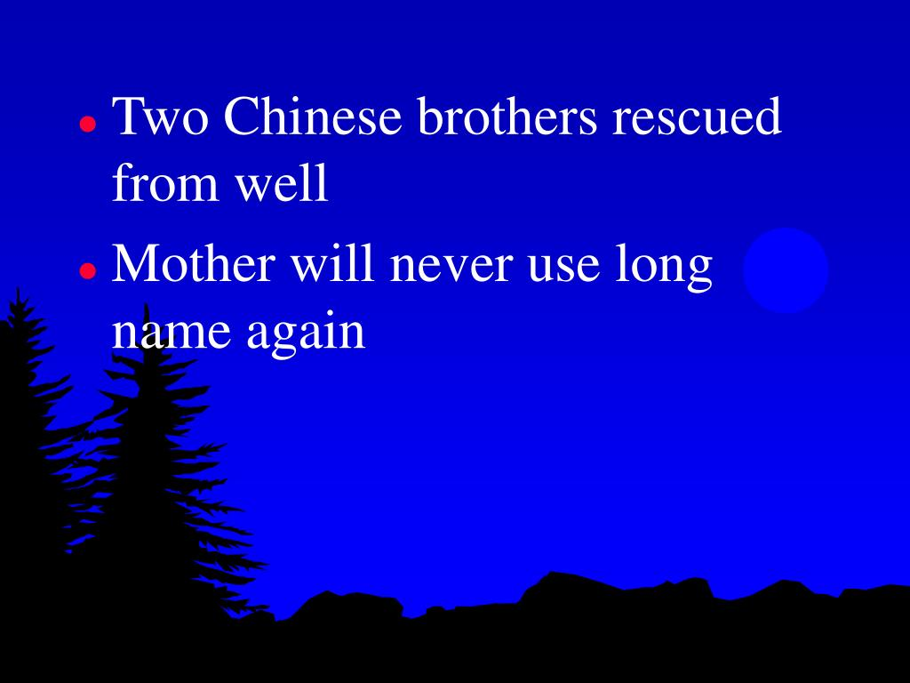 Two Chinese brothers rescued from well