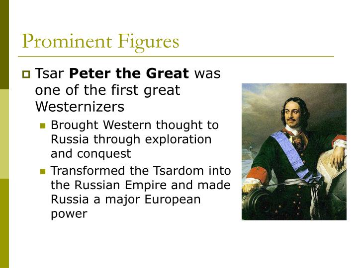peter the great the transformation of russia to an european power