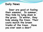 daily news59