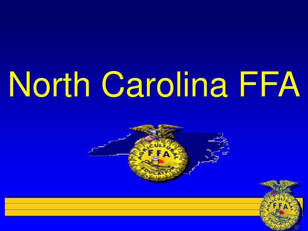 North Carolina FFA