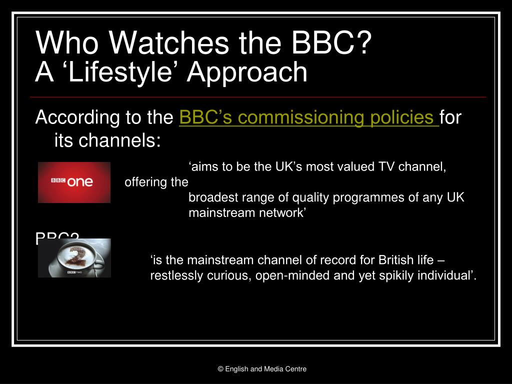 Who Watches the BBC?