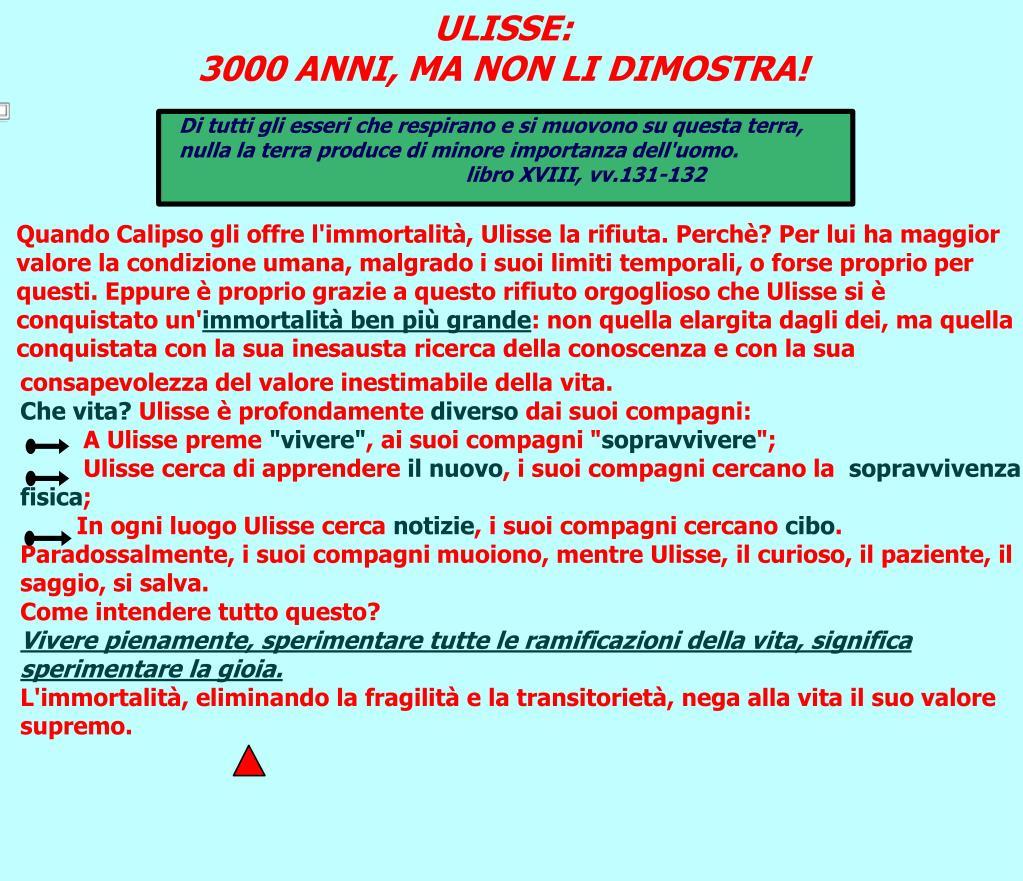 ULISSE:
