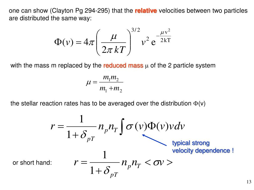 one can show (Clayton Pg 294-295) that the