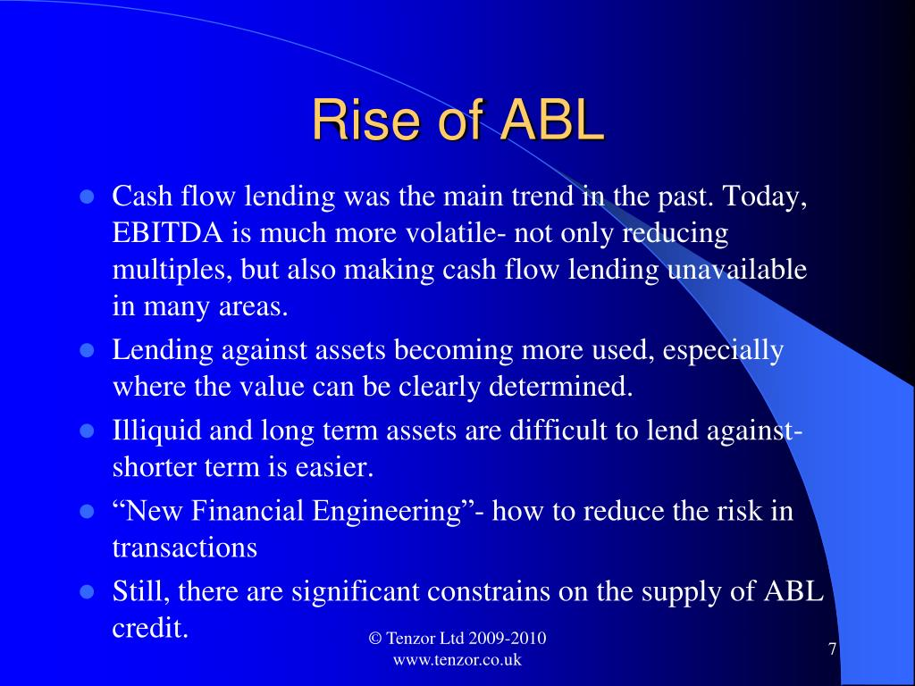 Rise of ABL