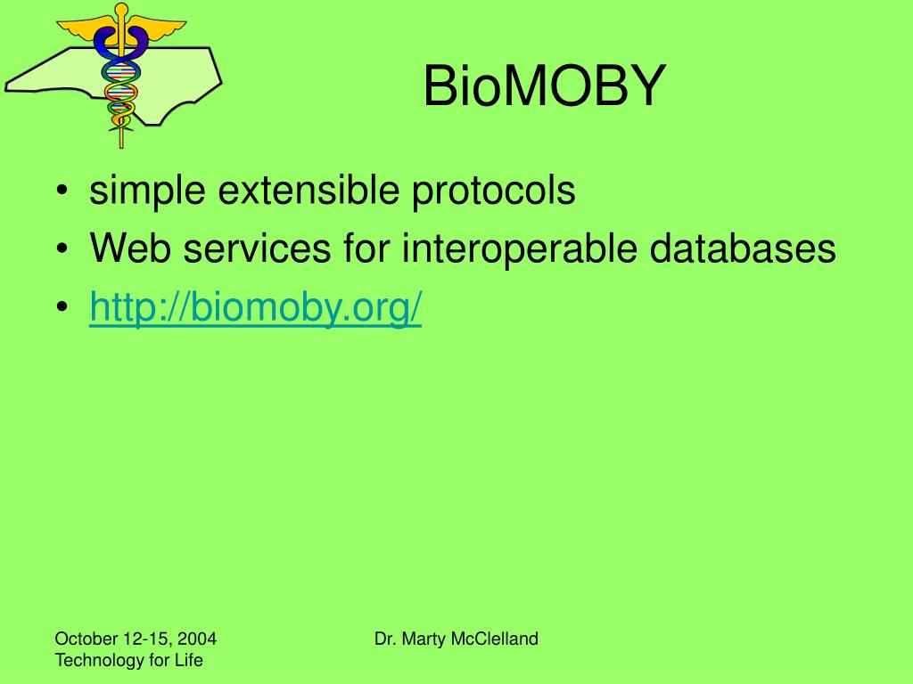BioMOBY