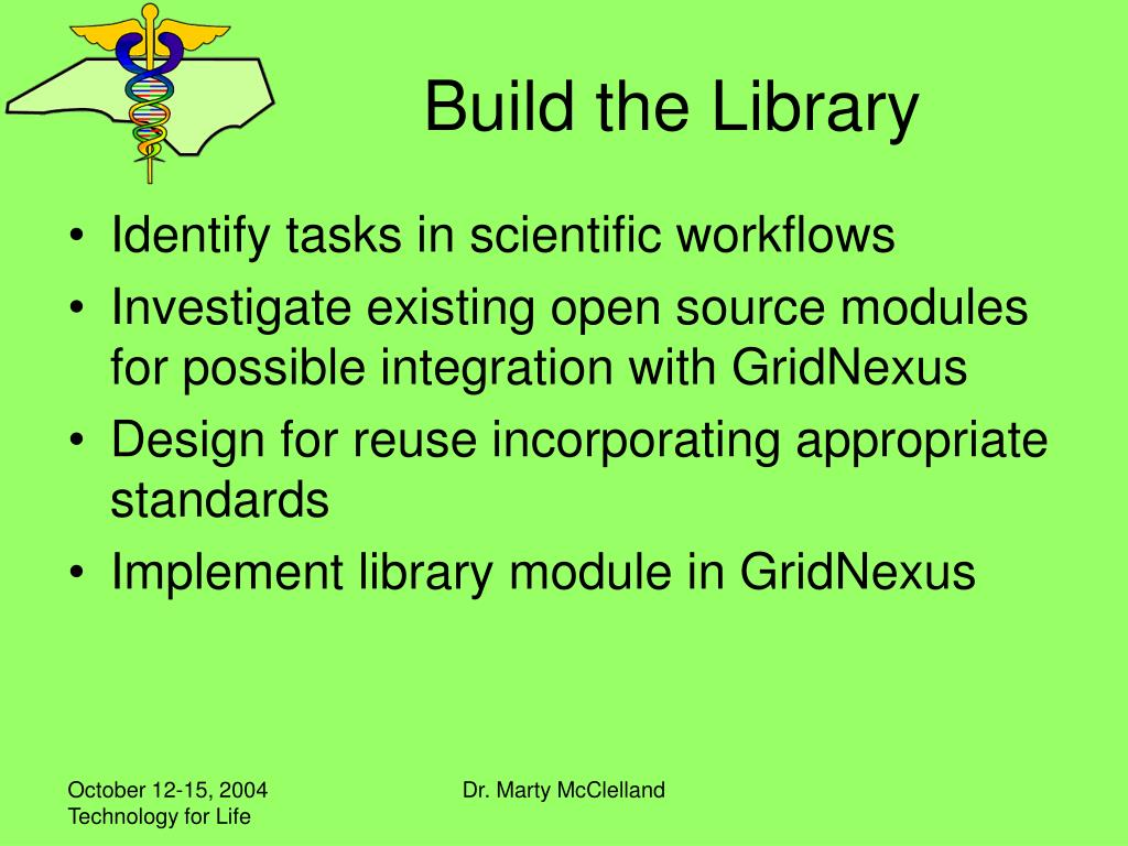 Build the Library