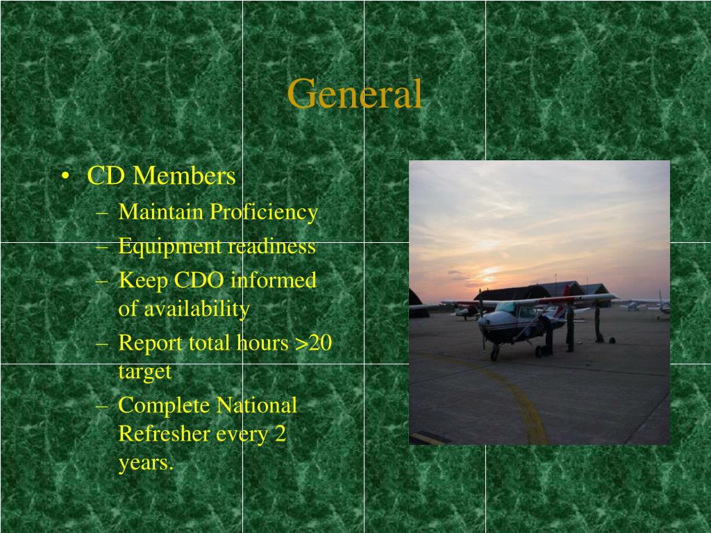 CD Members