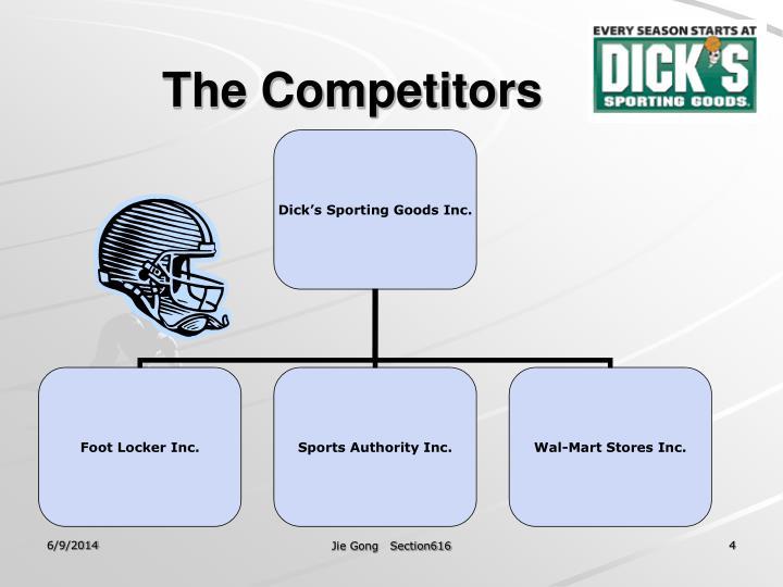 The Competitors