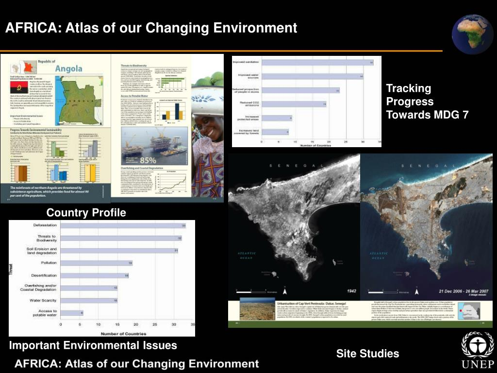 AFRICA: Atlas of our Changing Environment