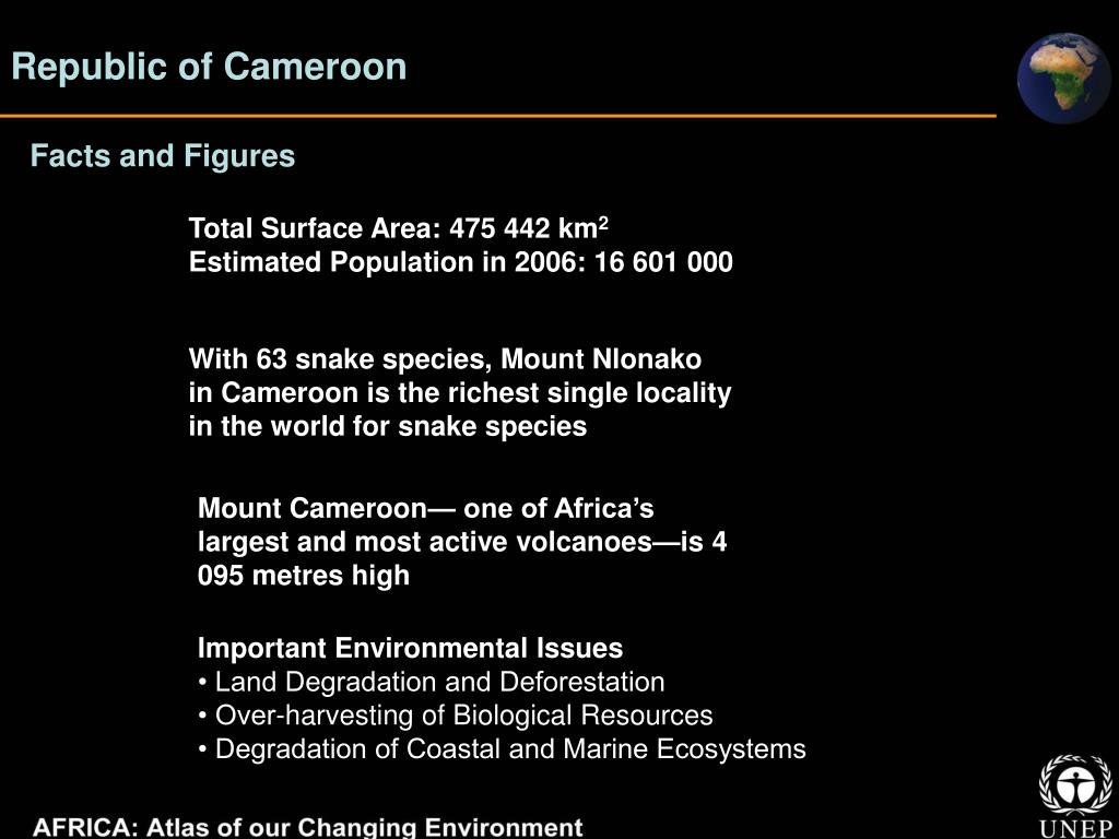 Republic of Cameroon