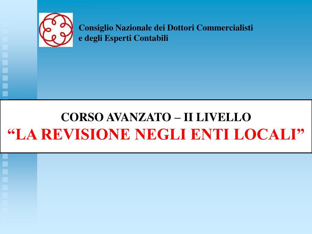 Consiglio Nazionale dei Dottori Commercialisti