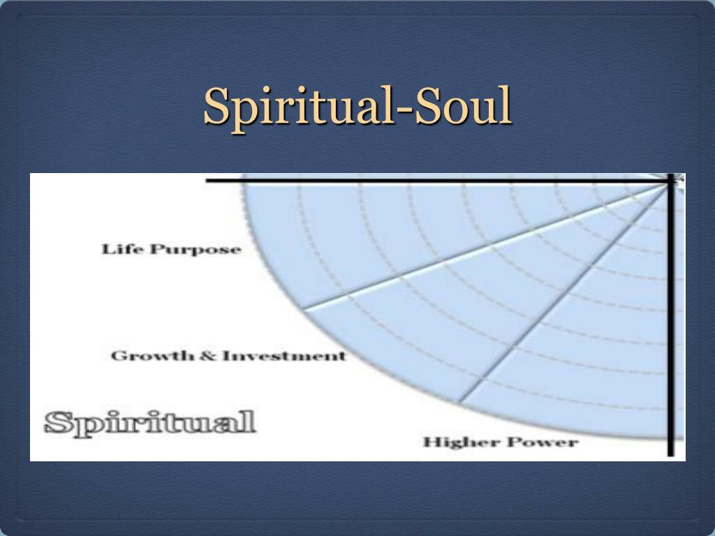 Spiritual-Soul