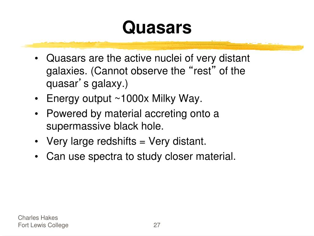 Quasars