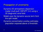 propagation of uncertainty39