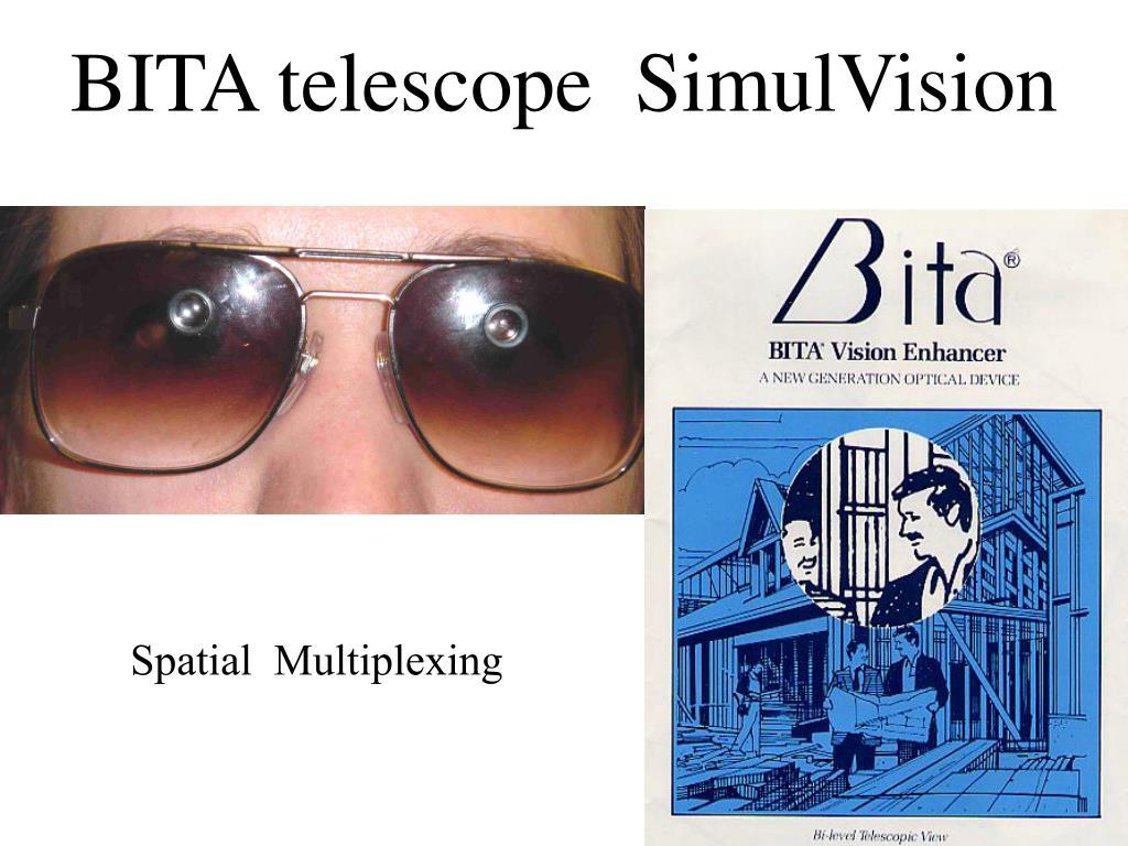 BITA telescope  SimulVision