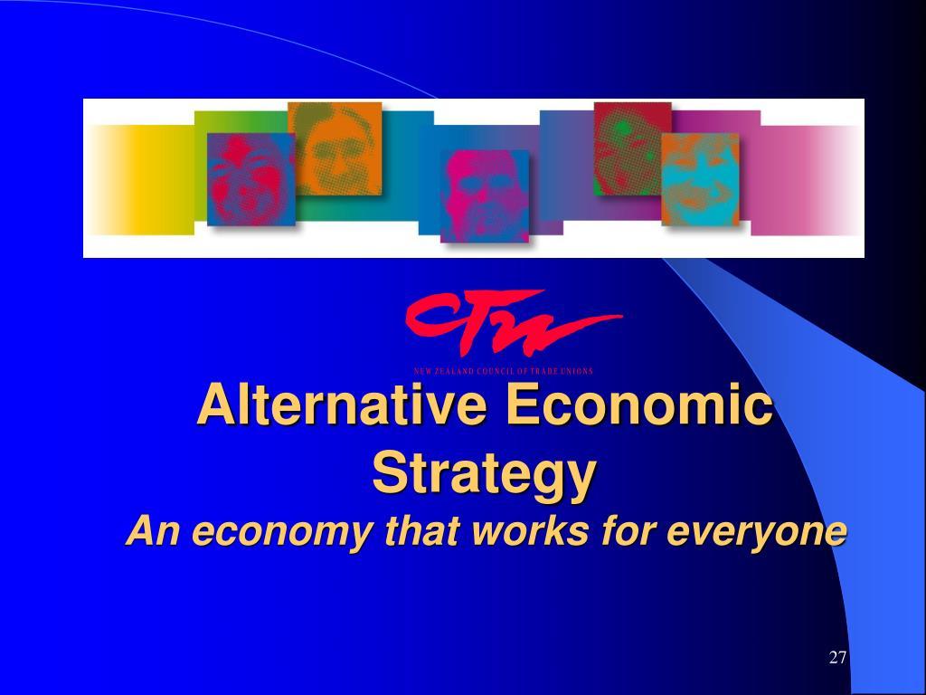 Alternative Economic Strategy
