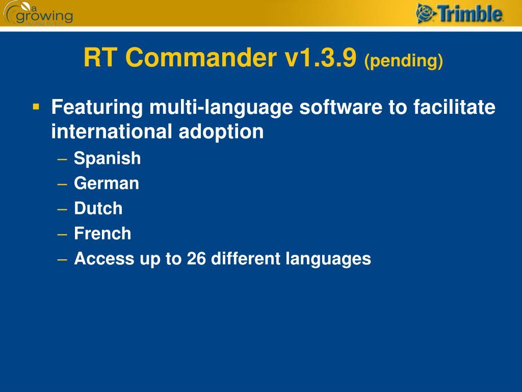 RT Commander v1.3.9