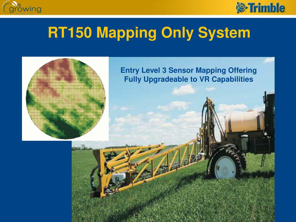 RT150 Mapping Only System
