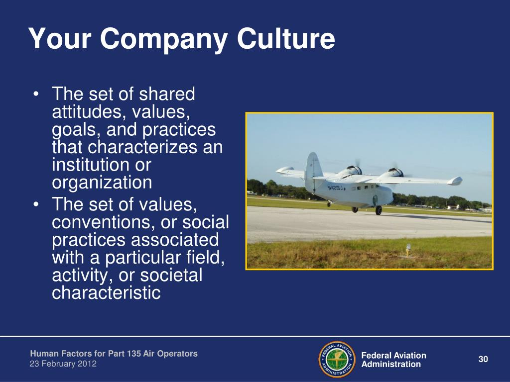 Your Company Culture