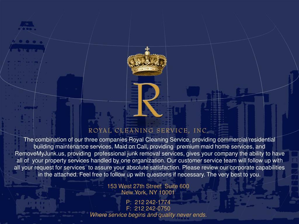 corporate capabilities presentation l.