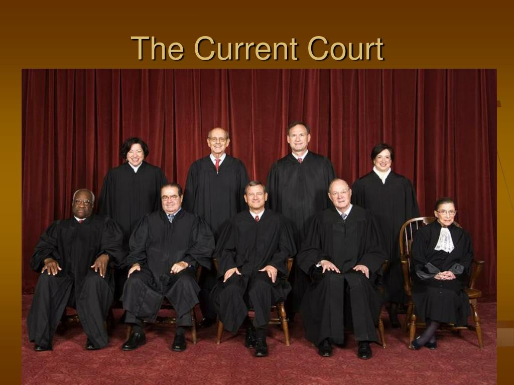 The Current Court