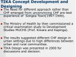 tika concept development and designing