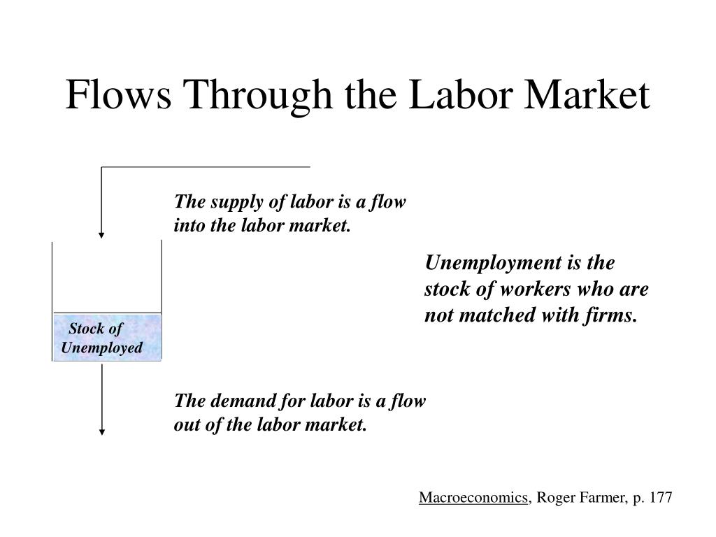 Flows Through the Labor Market