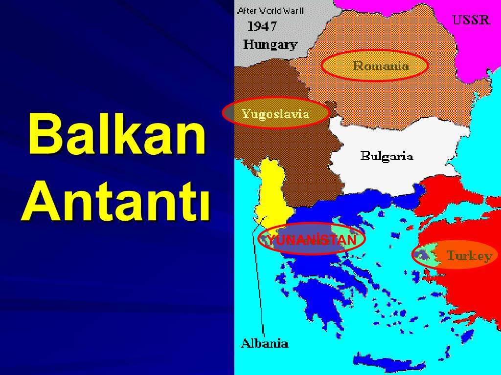 Balkan Antantı