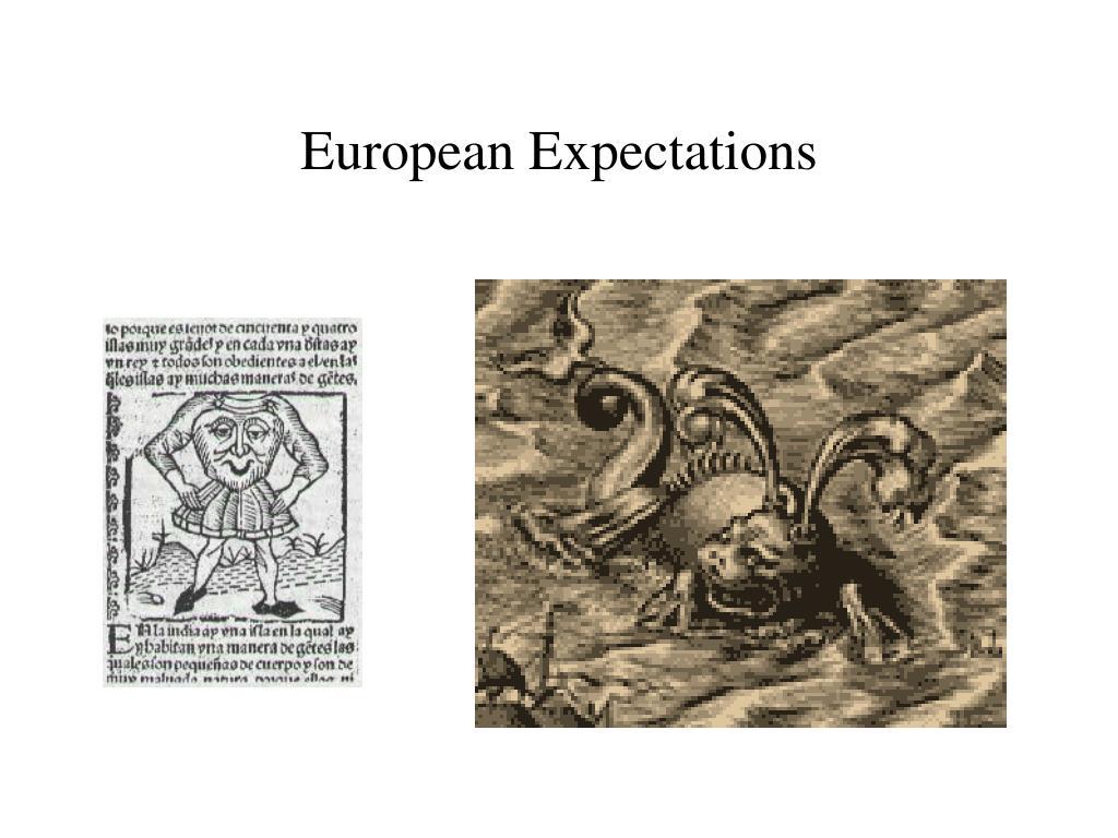 European Expectations
